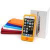 Waterproof Soft Silicone Back Case Cell Phone Skins for iphone 5