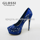2014 Popular Glossi Girls Diamond Fashion Shoes