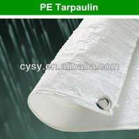 hdpe pe tarpaulin roof covering plastic