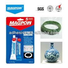High quality fast cured epoxy resin glue