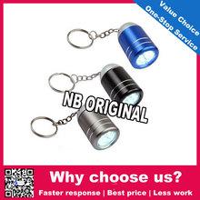 LED light keychain / mini torch / aluminum torch light