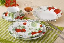porcelain crockery dinnware set