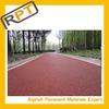 colored asphalt polymer