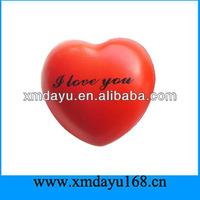 Heart Shaped Stress Ball PU Anti Stress Ball
