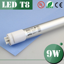 Top quality China factory supply 600mm t8 9w led rad tube light