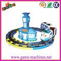 Tr-qf018 szf interurbani favoloso treno carosello giostra giocattoli elettronici