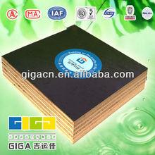 2014 black/brown eucalyptus core film faced plywood
