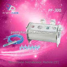 facial crystal and diamond microdermabrasion