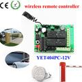 ユニバーサルcリモートコントロール、 リモートコントローラ用のyet404pchsコード