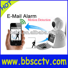 ip wireless video camera free call &3C smart card and recorder