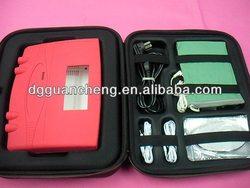 (GC--01)good design cheap functional hard carrying eva suit case/bag