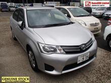 Stock#34574 TOYOTA COROLLA AXIO G USED CAR FOR SALE [RHD][JAPAN]