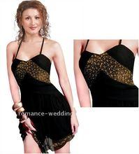 OG0183 Spaghetti Strap Diamond Hot Short Cocktail Dress