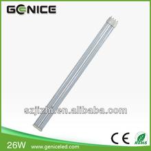 CE RoHS led 2g11 plc 26w