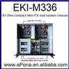 3U compact chassis, rackmount server case, PC case EKI-M366