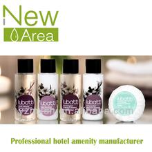 Hotel shampoo,bath gel,conditioner,body lotion in bottle 40ml