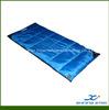 SLN3072 envelope silk touch sleeping bag /high quality hot selling waterproof sleeping bag