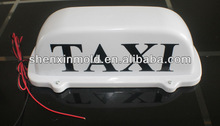 Led Taxi Top