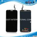 Montaje de la pantalla táctil digitalizadora negra de repuesto para LG G2 D801 D802 LCD