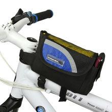 MOTORLIFE waterproof bicycle frame bag