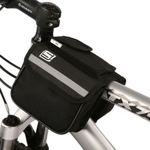 MOTORLIFE waterproof bicycle frame bag
