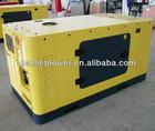 6kw to 18kw Kubota Diesel Engine Silent Reefer Genset