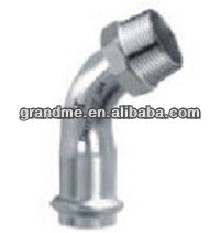 S-111 MALE 45 ELBOW