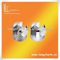 Gb yl-709 vidro liga de zinco braçadeira de montagem cromado para clipe de vidro de vidro do painel de longcharm fábrica