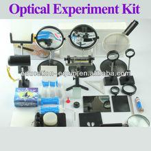 se42030 la enseñanza de educación física el sida experimento óptico kit