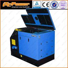 ITCPower DG18KSEm 16kW silent diesel generator for digital signage car