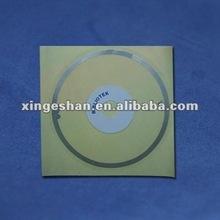 13.56MHz RFID stickers,CD RFID Label,rfid label