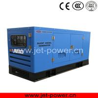 150KW Silent diesel electric biogas generator price