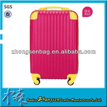 man woman trolley case luggag travel bag set