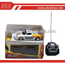 New design high quality coke can mini rc car