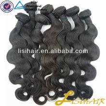 Factory Wholesale Unprocessed Hair/combodian hair weave