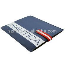 Nylon tablet notebook holder