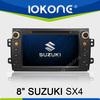Suzuki SX4 in dash 2 din touch screen autoradio car DVD player GPS navigation system
