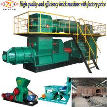 High Quality mini brick plant/Paving Red Clay Bricks for vacuum extruder clay bricks heating machine price