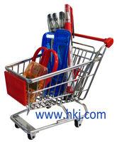 mini shopping cart as gift