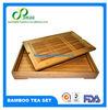 Bamboo Chinese Gongfu Tea Tray Set