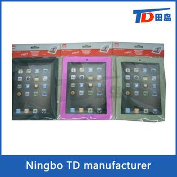 For Ipad Silicone Case For Silicone Ipad Case