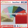La placa de acero/color placa de acero/astm carbono placa de acero