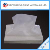 Virgin wood pulp plain coloured paper napkins