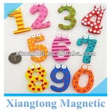 Custom EVA Fridge Magnetic Numbers for Promotion