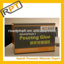 Roadphalt longitudinal asphaltic crack sealing