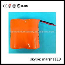 ER34615 D Size in Parallel Battery Pack 3.6v for High Current Application
