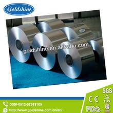 Raw materials of aluminium foil