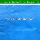Best quality fireproof waterproof tarps