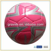 Custom printed outdoor pvc football balls