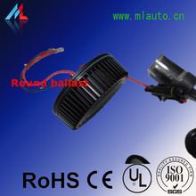 MILAN 12v 24v 35w 55W AC DC xenon ballast hid round